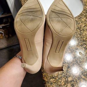 "Christian Siriano Shoes - Nude 4 "" heels"